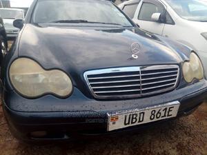 Mercedes-Benz C200 2004 Blue | Cars for sale in Kampala, Rubaga