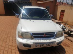 Mitsubishi Pajero 2005 White   Cars for sale in Kampala, Central Division
