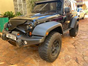 Jeep Wrangler 2016 Black   Cars for sale in Kampala, Nakawa