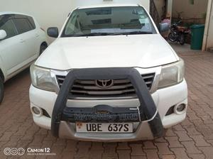 Toyota Hilux 2012 White   Cars for sale in Kampala, Central Division