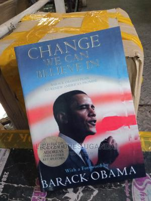 Change Is What We Believe In | Books & Games for sale in Kampala, Central Division