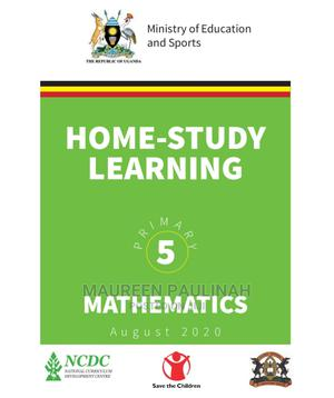 P.5, P6 P7home-Study Learning E-Materials by NCDC Downdable. | Books & Games for sale in Kampala, Central Division