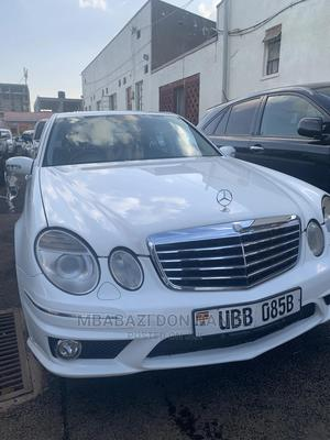 Mercedes-Benz E320 2005 White | Cars for sale in Kampala, Central Division