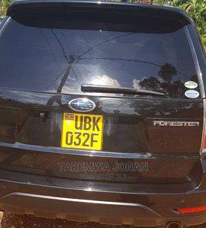 Subaru Forester 2008 Black | Cars for sale in Kampala, Central Division