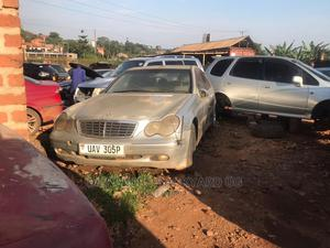 Mercedes-Benz C-Class 2002 Silver | Cars for sale in Kampala, Central Division