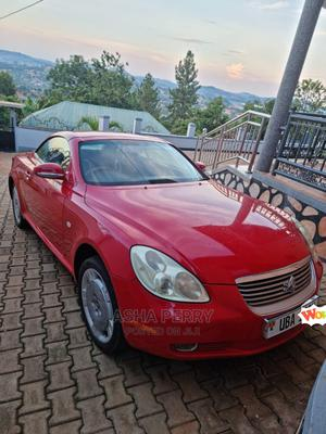 Toyota Soarer 2001 Red   Cars for sale in Kampala, Central Division