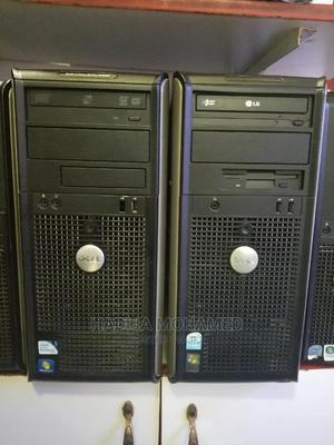 Desktop Computer Dell 2GB Intel Core 2 Duo HDD 250GB   Laptops & Computers for sale in Kampala, Central Division