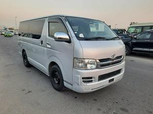 Toyota Hiace 2008 Silver   Buses & Microbuses for sale in Kampala, Central Division