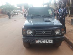 Suzuki Samurai 1996 Gray   Cars for sale in Kampala, Central Division