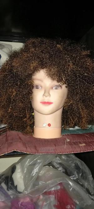 Afro Curly Wig | Hair Beauty for sale in Kampala, Central Division