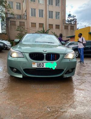 BMW 535i 2007 Green   Cars for sale in Kampala, Central Division