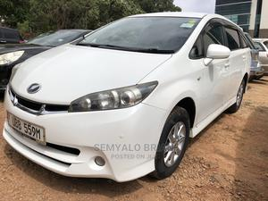 Toyota Wish 2010 White   Cars for sale in Kampala, Central Division