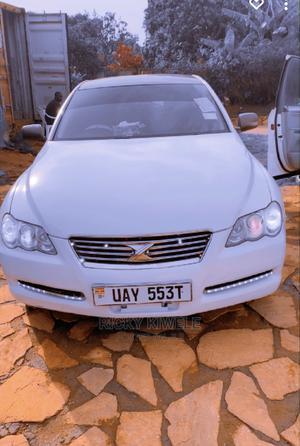 Toyota Mark X 2005 White | Cars for sale in Kampala, Makindye