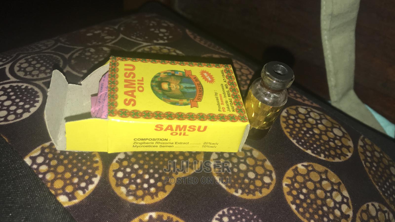 Samsu Oil for Men   Sexual Wellness for sale in Kampala, Uganda