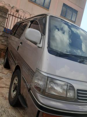 Toyota Hiace 1996 Silver   Buses & Microbuses for sale in Kampala, Central Division