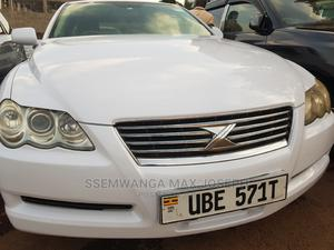 Toyota Mark X 2005 2.5 RWD White   Cars for sale in Kampala, Central Division