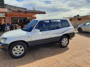 Toyota RAV4 1999 White   Cars for sale in Kampala, Central Division