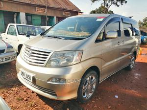 Toyota Alphard 2004 Silver   Cars for sale in Kampala, Central Division