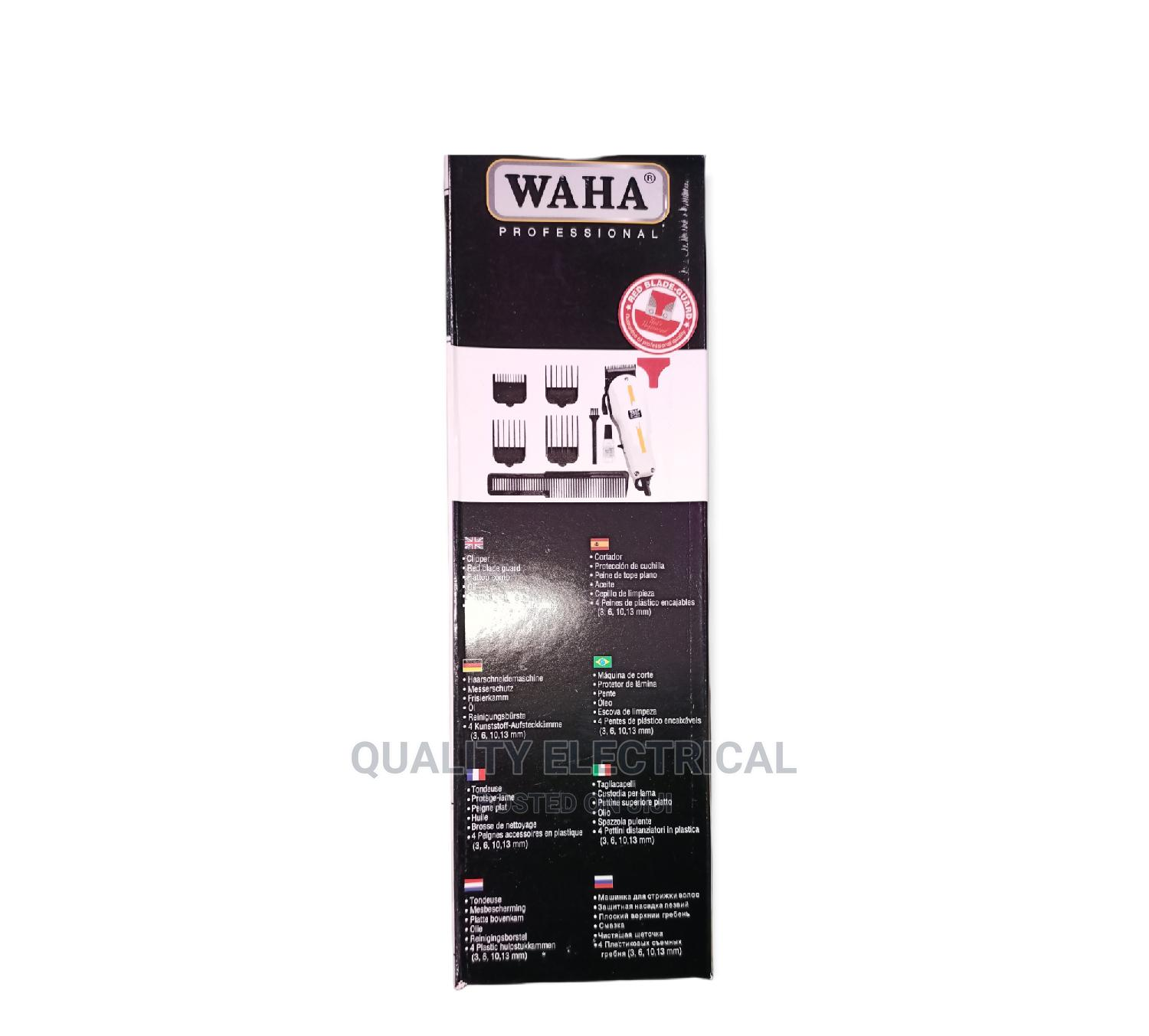Waha Super Taper Professional Hair Clipper | Tools & Accessories for sale in Central Division, Kampala, Uganda