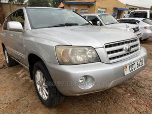 Toyota Kluger 2005 Silver | Cars for sale in Kampala, Central Division