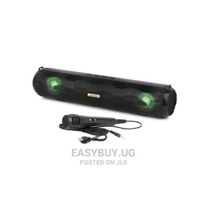 Bluetooth X320S Wireless Sound Bar With Microphone - Black   Audio & Music Equipment for sale in Kampala