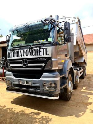 Mercedes-benz Axor 2009 Gray | Trucks & Trailers for sale in Kampala, Central Division
