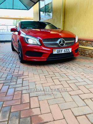 Mercedes-Benz A-Class 2016 Red | Cars for sale in Kampala, Makindye