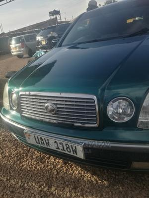 Toyota Progress 2001 Green   Cars for sale in Kampala, Central Division