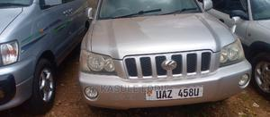 Toyota Kluger 2006 Silver | Cars for sale in Kampala, Central Division