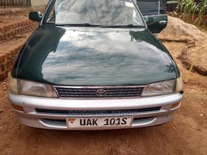 Toyota Carib 1999 Green   Cars for sale in Kampala, Central Division