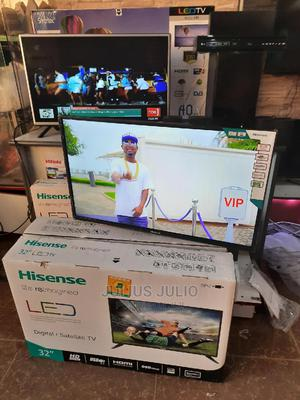 Hisense 32inches Digital Satellite Flat Screen TV | TV & DVD Equipment for sale in Kampala, Central Division