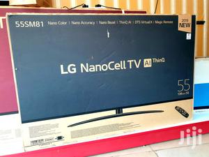 Brand New Lg Smart Ultra Hd 4k Nano Cell TV 55 Inches | TV & DVD Equipment for sale in Kampala