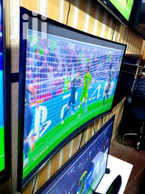 Brand New Samsung 50inch Curve Uhd 4k Smart Tvs | TV & DVD Equipment for sale in Kampala