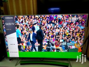 Samsung QLED Smart UHD 4K Tv 75 Inches | TV & DVD Equipment for sale in Kampala