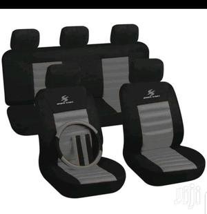Black Gray Sport Series Seat Covers   Vehicle Parts & Accessories for sale in Kampala