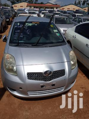 Toyota Vitz 2007 Silver | Cars for sale in Kampala
