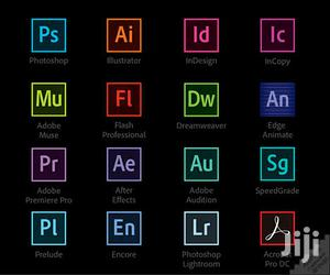 Adobe Cc 2019 Master Collection Windows   Software for sale in Kampala