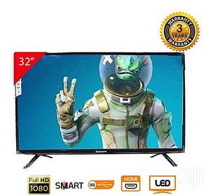 """Changhong 32""""Digital LED TV With Free Wall Bracket - Black 