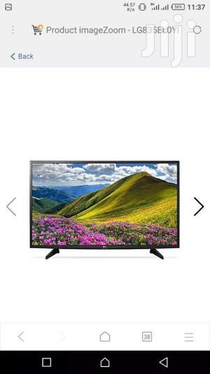 LG TV 43 Inch Full HD LED Standard TV - Black | TV & DVD Equipment for sale in Kampala