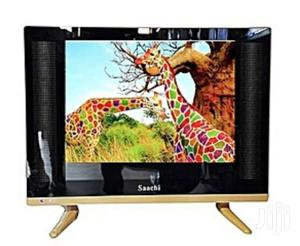 Saachi NL LED17DC 17 Inch LED TV Black,Golden | TV & DVD Equipment for sale in Kampala